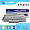 Laser compatible Toner Cartridge para Brother Tn360/2115