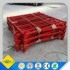 metal do armazenamento 4-Tier que empilha a cremalheira para o armazém