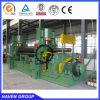 Grande máquina hidráulica W11S-60X3200 da placa da dobra e de rolamento