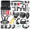 501 Goproのカメラの英雄4 3+ 3のためのスポーツのアクセサリ・キットは2 1セットされるプロアクセサリ行く