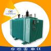 3 tipo Oil-Immersed de alta tensão transformador da fase 33kv da distribuição de potência