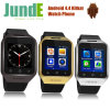 1.54 '' 240X240 Pixel Android 3G Watch Mobile Phone met HD Camera, GPS Navigation