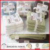 100%の有機性綿のギフトタオルはDfC185をセットする