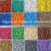 Nat giet Oppervlakte Kleurrijke EPDM RubberKorrel
