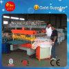 Azotea de acero automática de Hky que forma la máquina