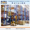 Q235B escogen la estantería profunda del Decking del metal del almacenaje