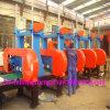 5 CNC van de Lintzaag van hoofden Automatische Horizontale Houten Zagende Machine
