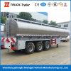 40cbm Aluminium Oil Tanker Aluminium Tanker Trailer für Sale
