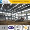 L'entrepôt préfabriqué/usine de structure métallique/a jeté le coût de construction avec la grue