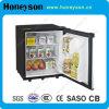 mini refrigerador de la barra de la puerta sólida 46L para la aplicación del hotel