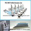 Portes de PVC/Windows/chaîne de production de profil panneaux de mur