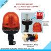 5050 SMD DEL Rotating Warning Light, 12V-48V Strobe Warning Light, Ce-Mark DEL Revolving Warning Light