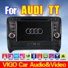 7  Audi Tt (VAA7053)를 위한 HD 자동차 라디오 DVD 플레이어 GPS 항법