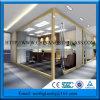 Vidro de segurança interior de venda quente da parede de divisória de vidro