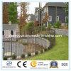 Frontière de sécurité extérieure enduite en métal de poudre/frontière de sécurité de jardin