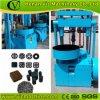 Holzkohlekohleziegelsteinbienenwabe-Brikettmaschine
