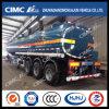 Cimc Huajun 42000 Liters Fuel/Oil/Gasoline/LPG Tanker con 5 Manholes