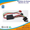 Harness audio del alambre del grado del cable hecho en Shenzhen