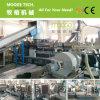 Doppelt-Stufe bereiten HDPE Plastikkörnchen-Maschine auf