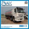 Caminhão de vinda novo do óleo do caminhão de tanque do óleo da alta qualidade 8X4 HOWO