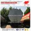 тома 20cbm топливозаправщика трейлер Semi с двойными изолируя слоями