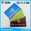 Protetor RFID do cartão de crédito que obstrui o cartão para obstruir RFID