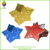 Caixa de presente UV do papel de embalagem dos doces do revestimento no Natal