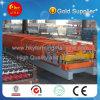 Roof de acero Rolled Line China, máquina 2016 de New Tiles Produce