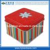 Коробка олова подарка металла