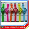 Fashional 실리콘 석영 시계 (FY-572)