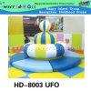 Matériel d'intérieur de cour de jeu de jouet électrique d'UFO (HD-8003)