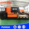 Máquina de la prensa de sacador de la torreta del CNC de la placa de acero de Qingdao Amada