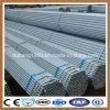 Dipped caldo Galvanized Steel Pipe in Stock