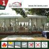 20X50m 1500の宴会の着席のガラス結婚式の玄関ひさしのテント