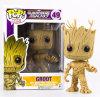 Верхний продавая рисунок действия куклы Groot игрушки Groot шипучки Funko Goort оптовой продажи с хорошим качеством