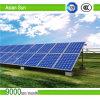 Schraubenartige Schrauben-Stapel für Sonnenenergie