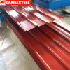 De vooraf geverfte Kleur Met een laag bedekte Bladen van het Dakwerk van het Metaal met SGS