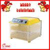 Mini macchina dello stabilimento d'incubazione dell'incubatrice delle uova del pollo 48 di grande vendita