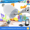 2016 de Populaire Spreker Bluetooth Van uitstekende kwaliteit van de Bestseller met het Kleurrijke Nieuwe LEIDENE Licht van Dimmable