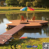 Coowin hellgraue Farbeim freien zusammengesetzter Decking für Terrasse
