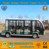 Nieuw Merk 11 van Zhongyi Auto van het Sightseeing van Zetels de Elektrische voor Wholesales