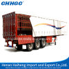 창고 Tailgate Trailer 또는 Bulk Goods Side Wall Vehicles