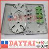 Caja de terminación de fibra óptica de 4 puertos de fibra óptica Socket