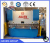 Máquina de dobra hidráulica WC67K-125/4000 da placa de aço da venda quente