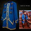 Halloweenの衣裳か略奪された服または資本のコートまたは祝祭のスーツ1100013