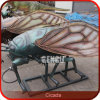 Decorectionのための大型の昆虫の彫像の昆虫