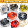 PVC de boyau de gaz de LPG de sûreté avec l'ajustage de précision