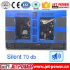 Chinesisches leises Dieselgenerator-Set des Motor-100kVA setzt für Preis Batterie 24V fest