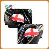 Флаг автомобиля Customm промотирования напечатанный цифров для зеркала автомобиля (Hy-998)