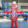 Giant Inflatable Model Cartoon Walking for Advertizing
